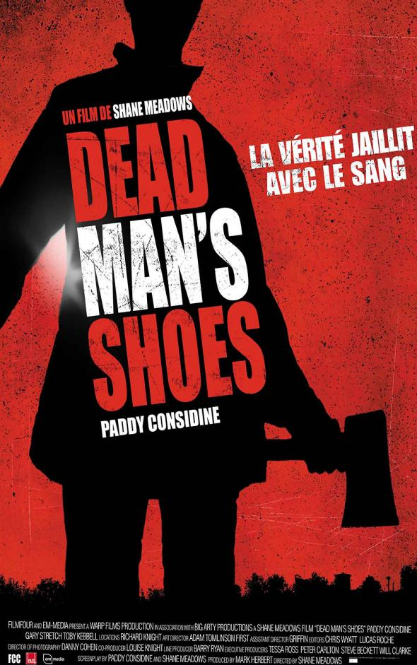 dead man s shoes essay Dead man's shoes type of media video approved running time 86m 26s  bbfcinsight contains very strong language, strong revenge violence and hard drug use director(s) shane meadows.