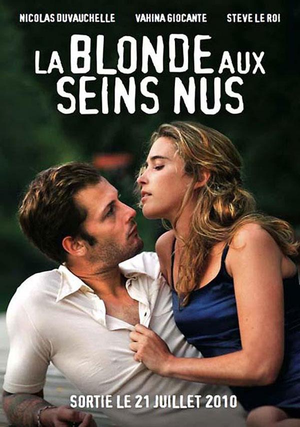 DVD La Blonde aux seins nus , Film DVD La Blonde aux seins