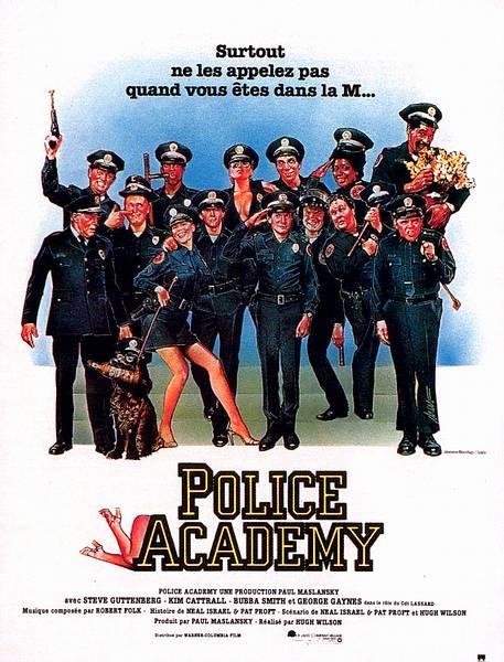 Police Academy intégrale