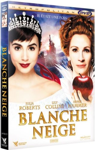 blanche neige 2012 le test dvd. Black Bedroom Furniture Sets. Home Design Ideas