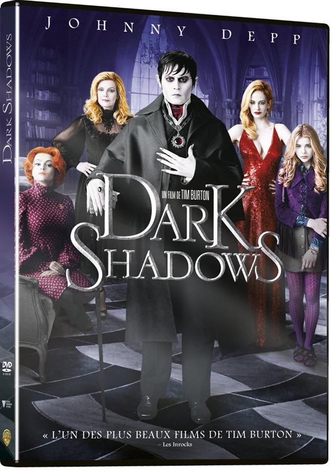 dark shadows le test dvd. Black Bedroom Furniture Sets. Home Design Ideas