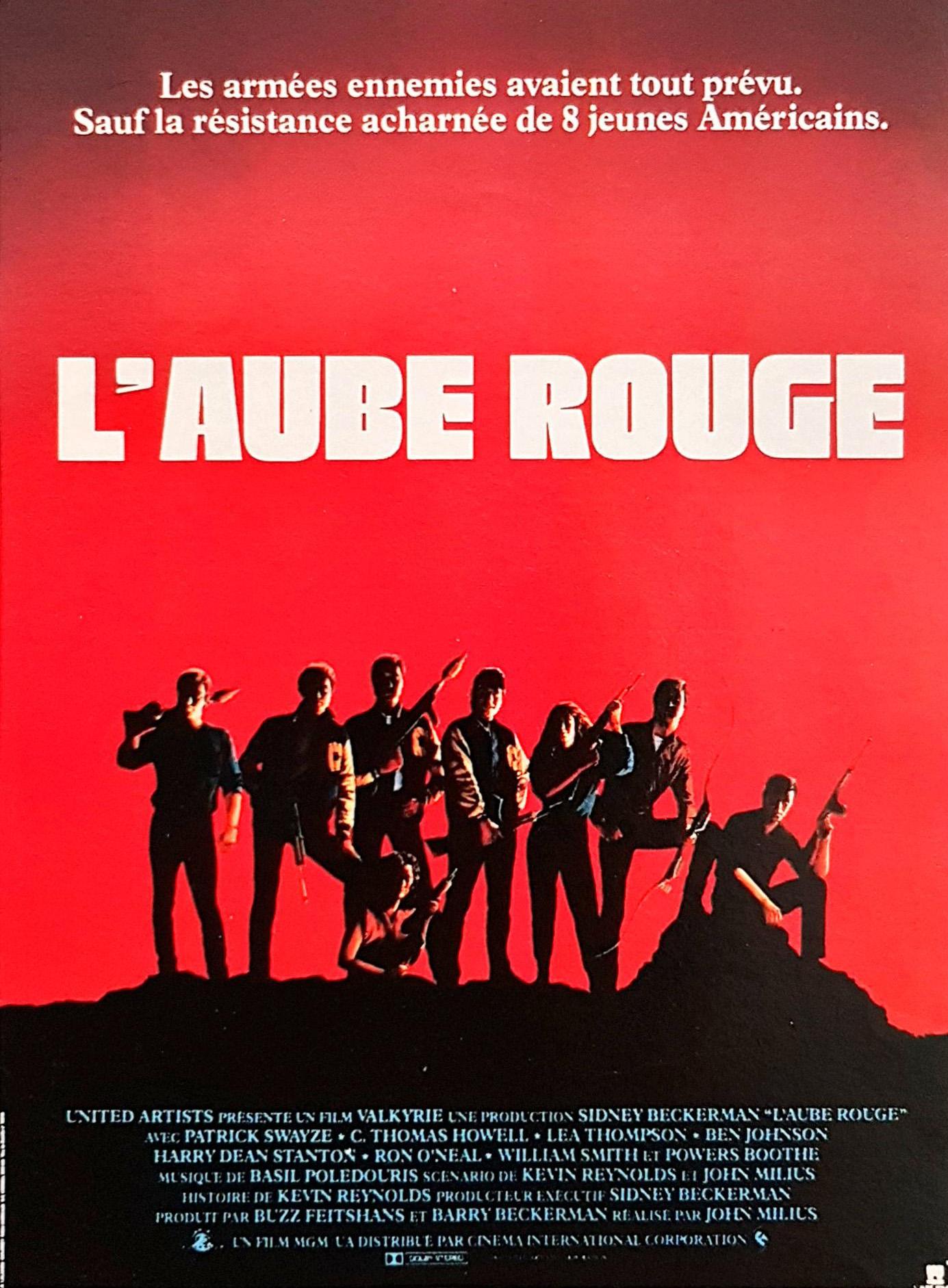 Laube Rouge 1984 La Critique