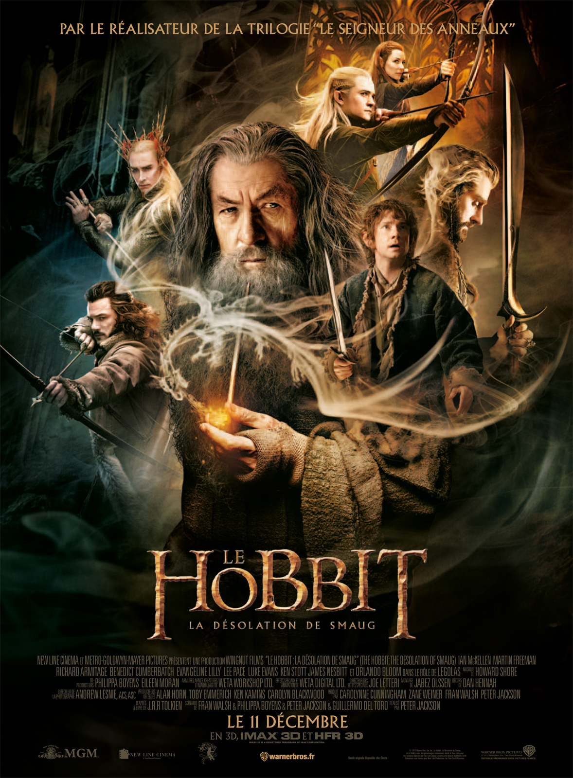 Analyse Du Box Office France Le Hobbit 2 Fait Mieux Que Son