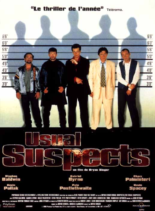 the usual suspects critical film analysis 1 film analysis - the usual suspects • i have chosen to analyse the first 5 minutes of the usual suspects because again it was one of the inspirations for my movie opening, on top of that it is a brilliant film released in 95 the film has won awards and is still an all time heist classic 2.