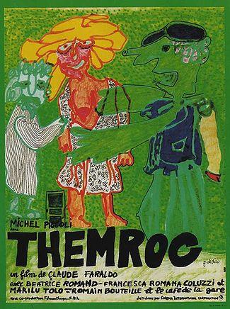 Themroc - la critique du film de Claude Faraldo + le test DVD