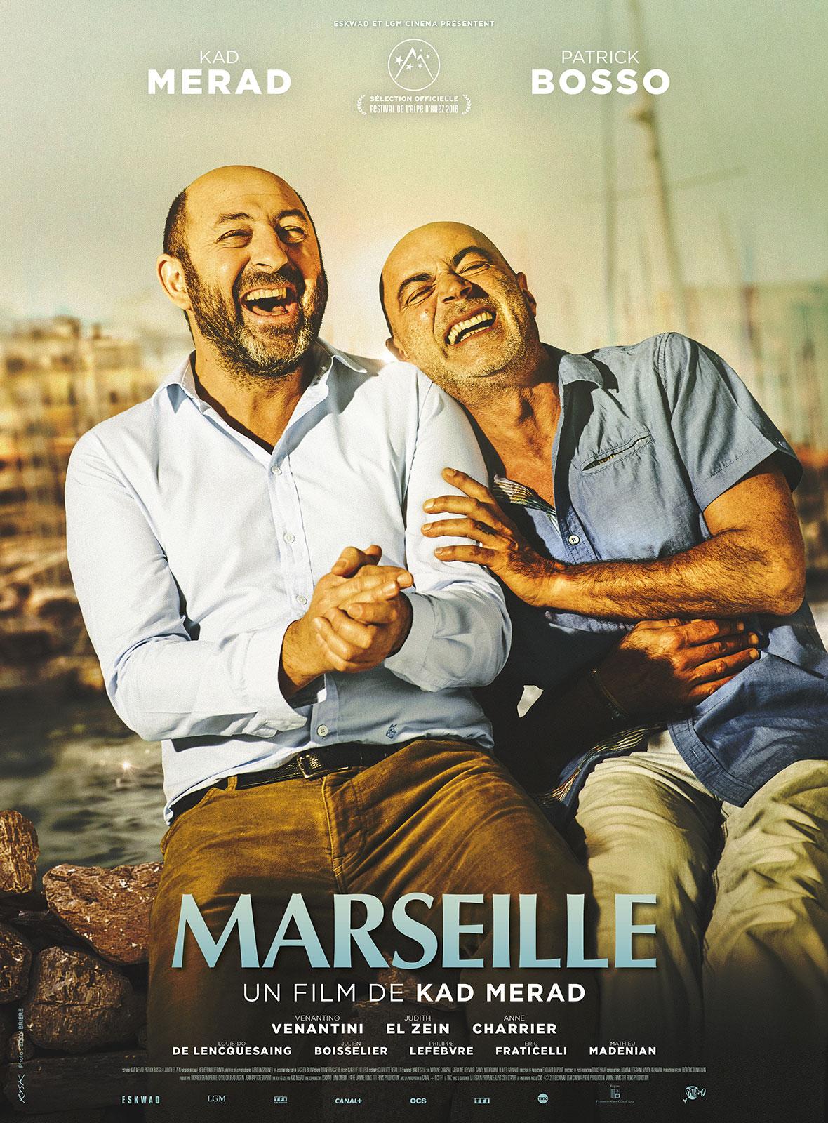 Marseille De Et Avec Kad Merad Pas Vu Pas Deteste