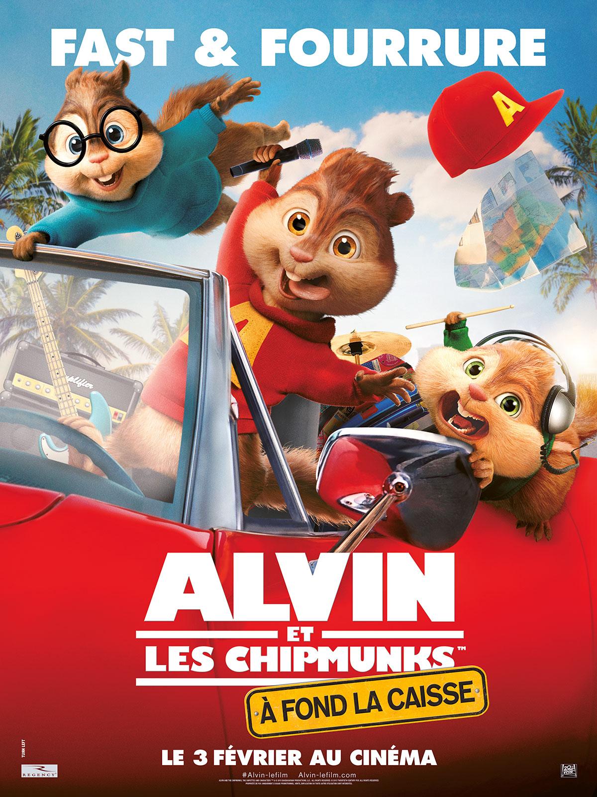 alvin et les chipmunks 4 fond la caisse la critique du film. Black Bedroom Furniture Sets. Home Design Ideas