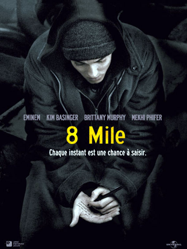 how long is the movie 8 mile