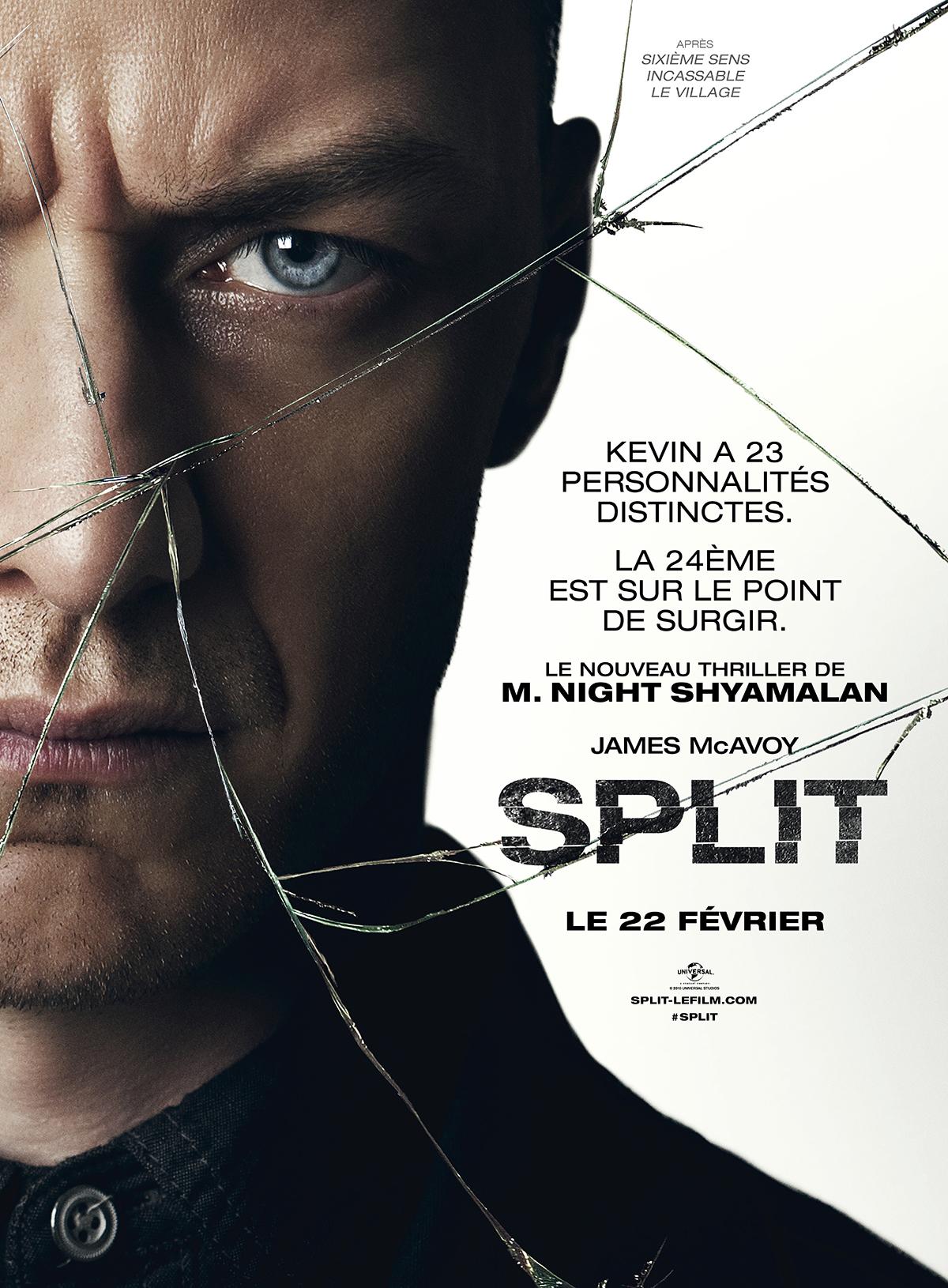 Spilt Film