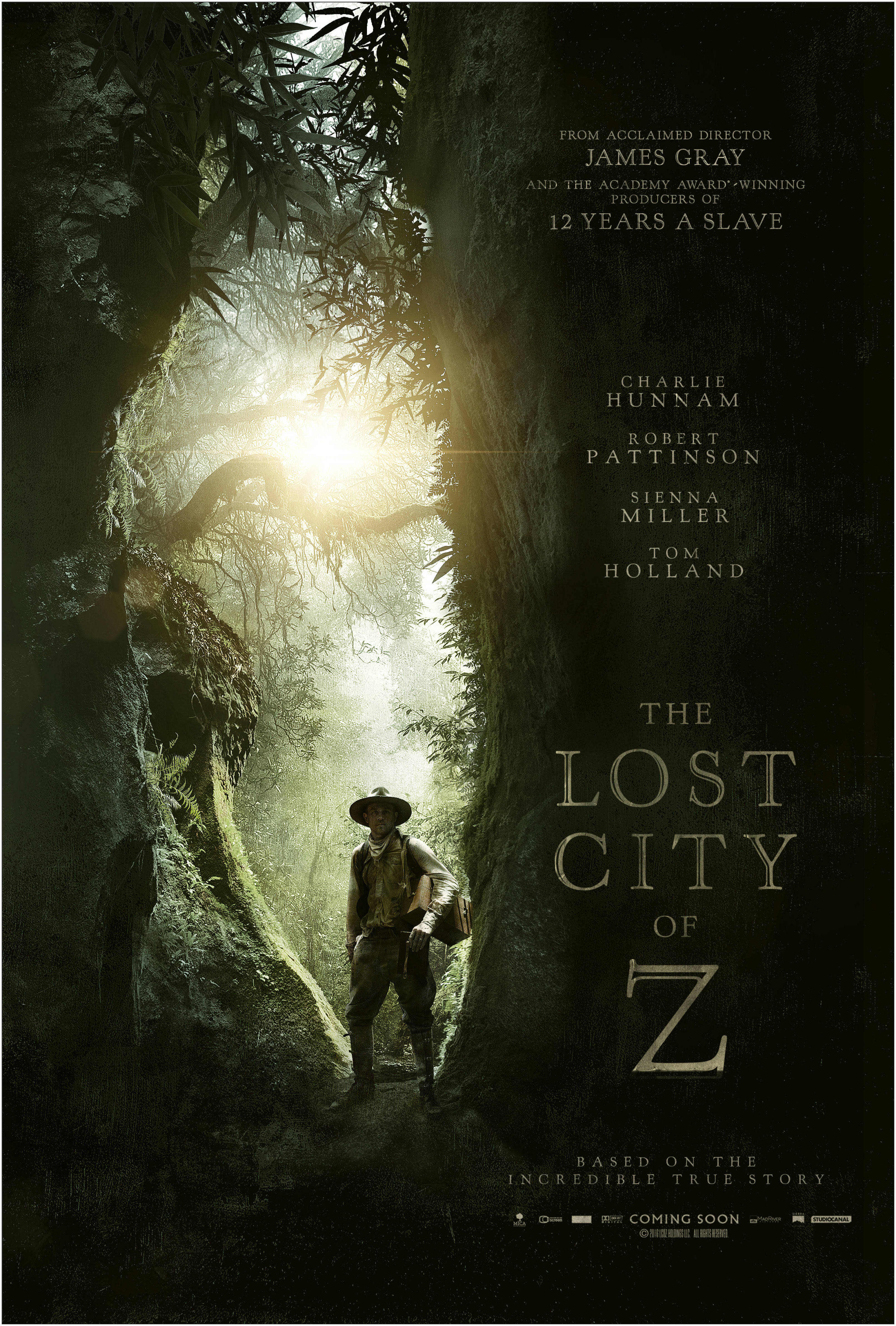 The Lost City of Z : b...