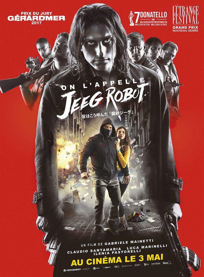 On l\'appelle Jeeg Robot - la critique du film