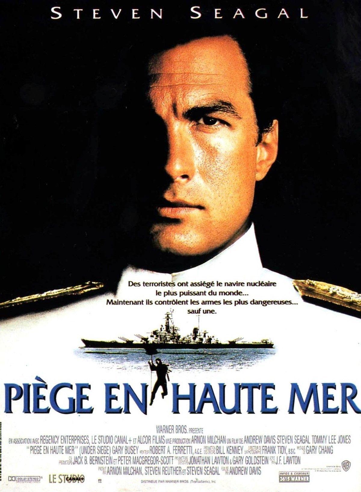 Piège en haute mer - la critique du film