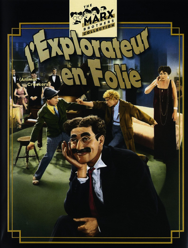 animal crackers critique Find out more about the oldest of the marx brothers, chico marx among their films, the cocoanuts, animal crackers, monkey business and horse feathers were the most successful for paramount but when duck soup, now often considered their masterpiece.