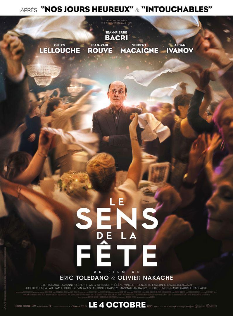 Chronique cinéma : Le sens de la fête