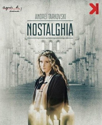 Nostalghia le test blu ray for Le miroir tarkovski