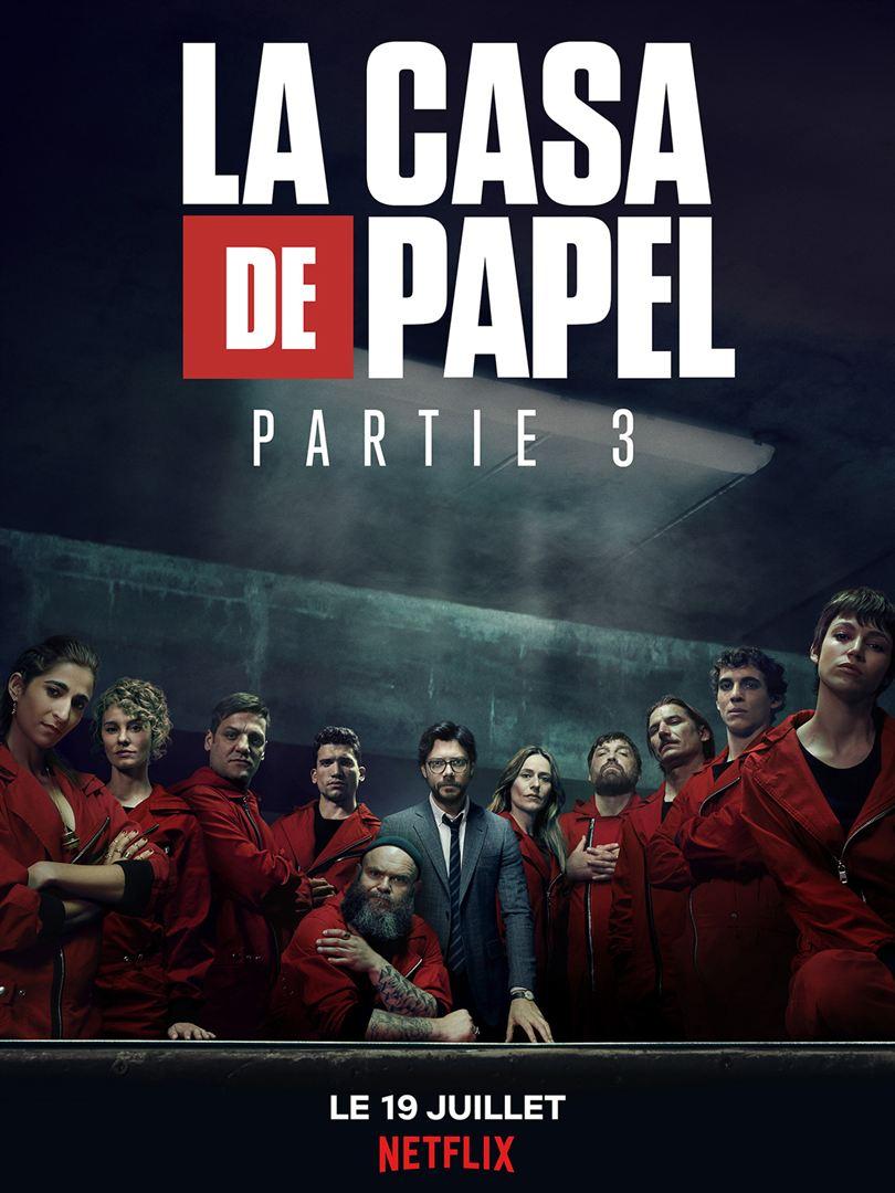 La Casa De Papel Saison 3 La Critique De La Serie