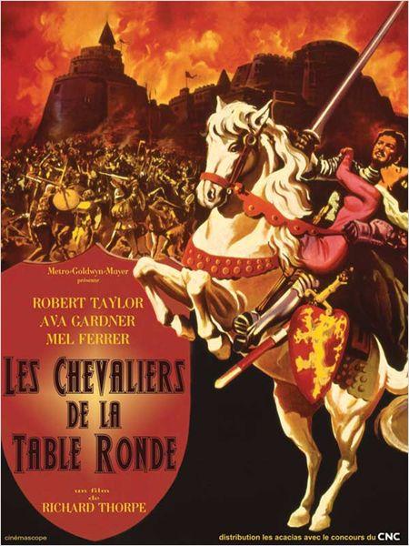Les chevaliers de la table ronde la critique - Les chevalier de la table ronde ...