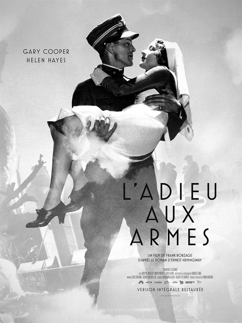L'adieu aux armes (L'adieu au drapeau) - La critique + test DVD