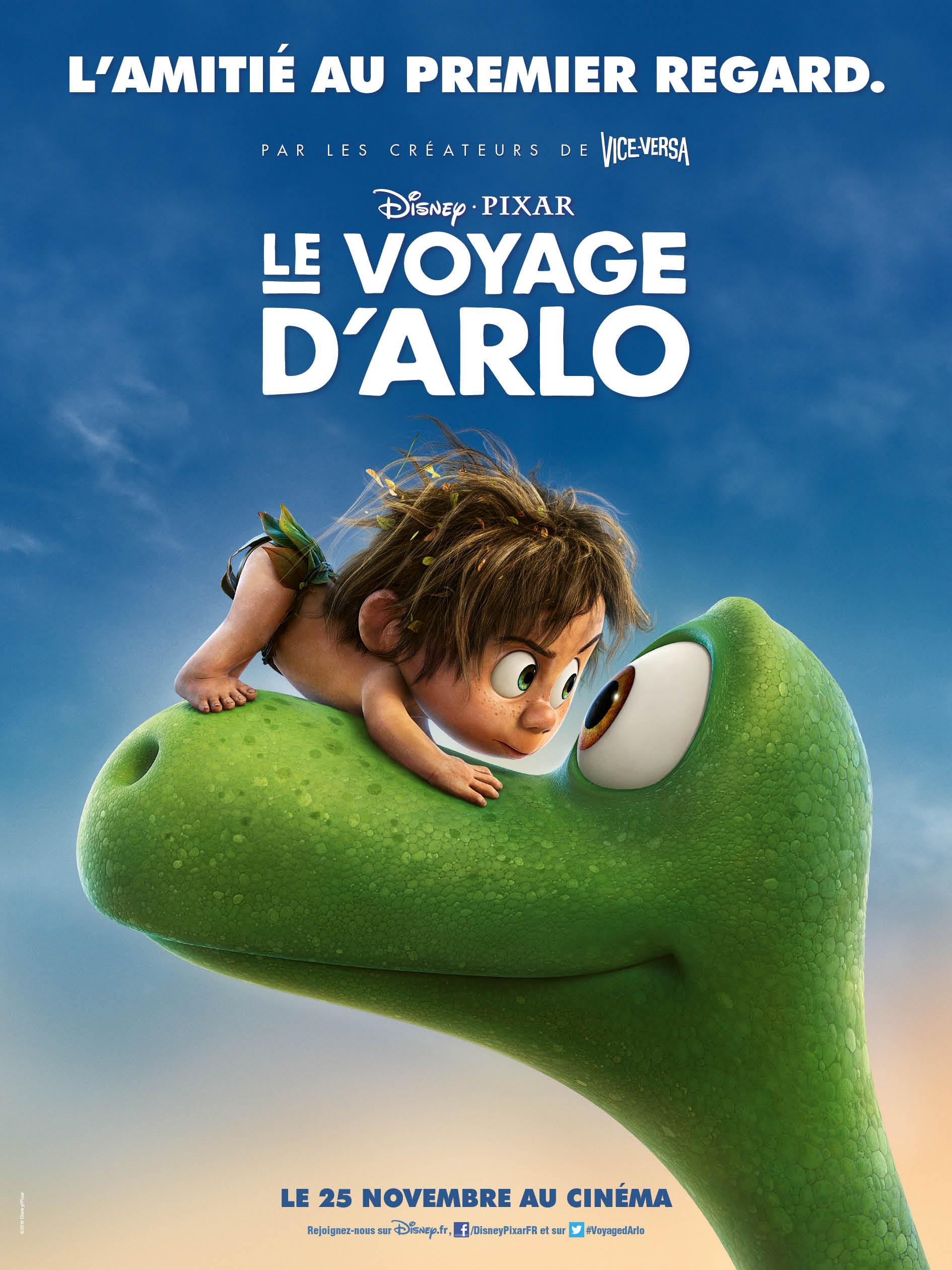 Le Voyage d'Arlo Blu-ray 3D