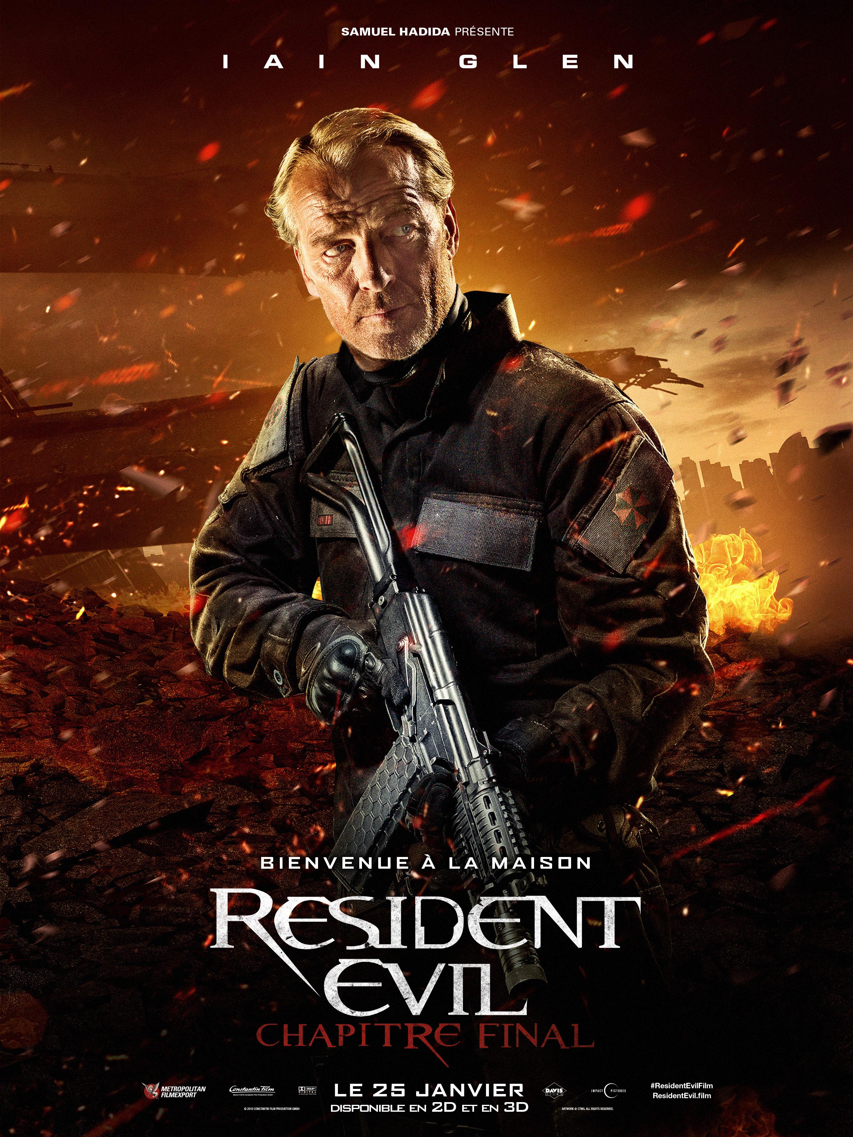 Resident Evil-Filme