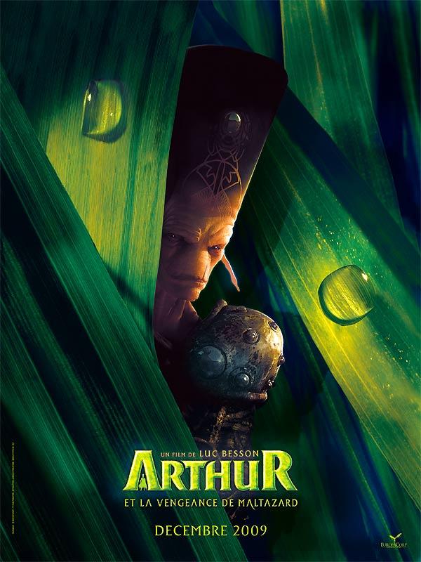 Arthur et la vengeance de Maltazard (2009) - Cinefeel.me