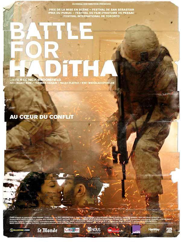 battle for haditha la critique test dvd. Black Bedroom Furniture Sets. Home Design Ideas
