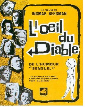 """Résultat de recherche d'images pour """"ingmar bergman l'oeil du diable"""""""