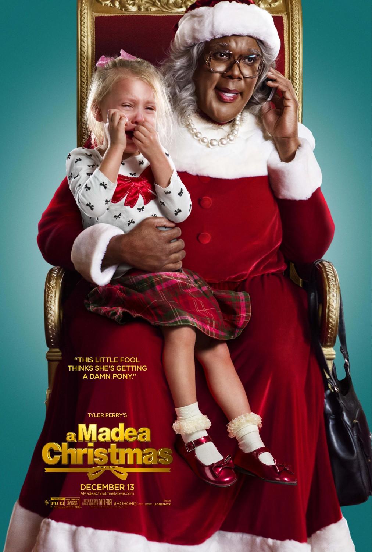 A Madea Christmas - la comédie de Noël de Tyler Perry déçoit au box ...