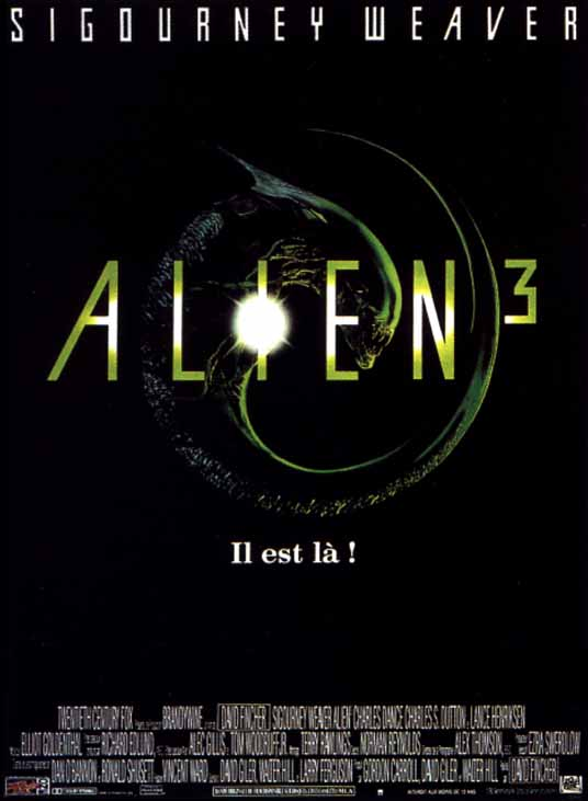 alien 3 la critique. Black Bedroom Furniture Sets. Home Design Ideas