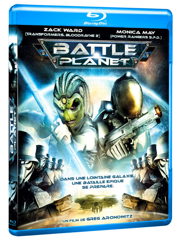 [MULTI] Battle Planet (2008) [FRENCH] [Bluray 720p]