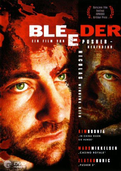 Bleeder affiche