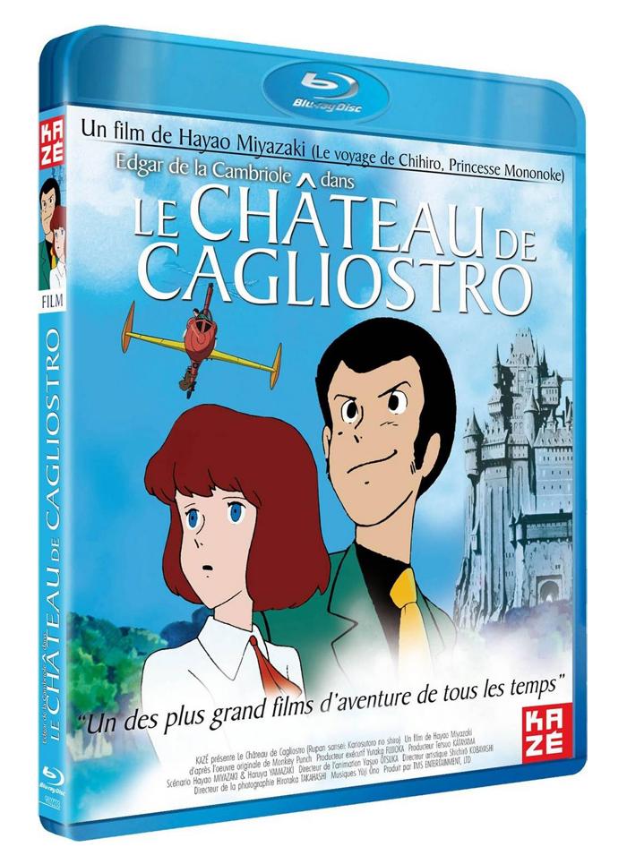 Le Château de Cagliostro 1979 MULTi [BluRay 1080p] (exclue) [FS]