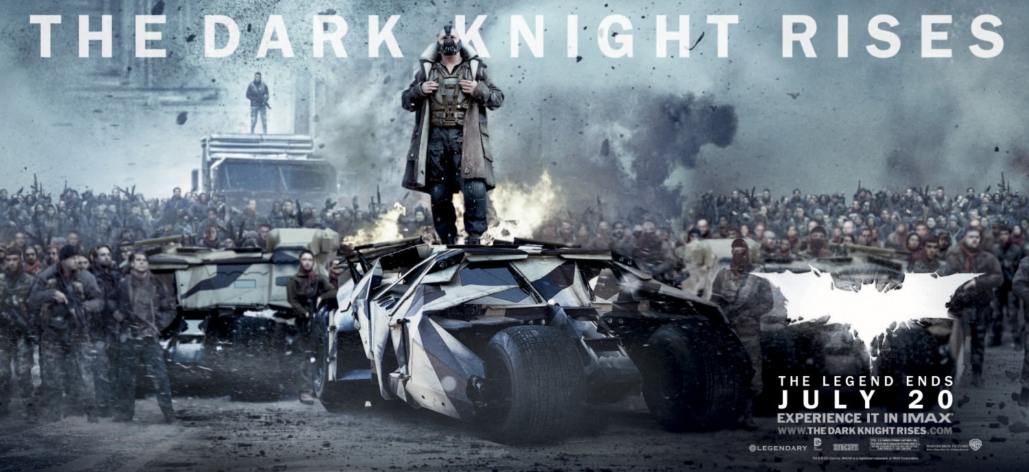 the dark knight rises essay Essays & reviews  the dark knight rises is more ambitious  dark knight  rises offers an opportunity to ask some potentially enlightening.