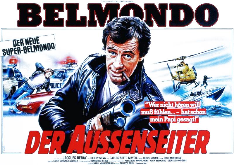 Der Außenseiter Belmondo