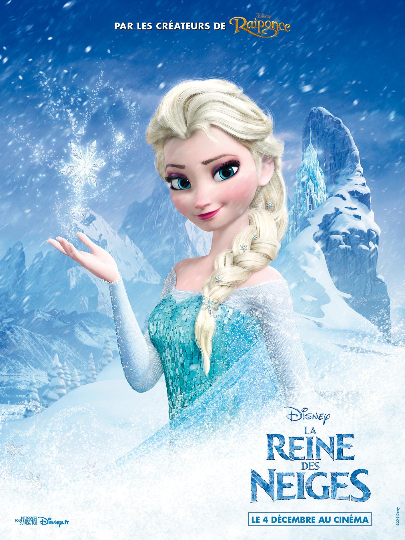 La reine des neiges un disney qui laisse froid critique - La reine de neige ...