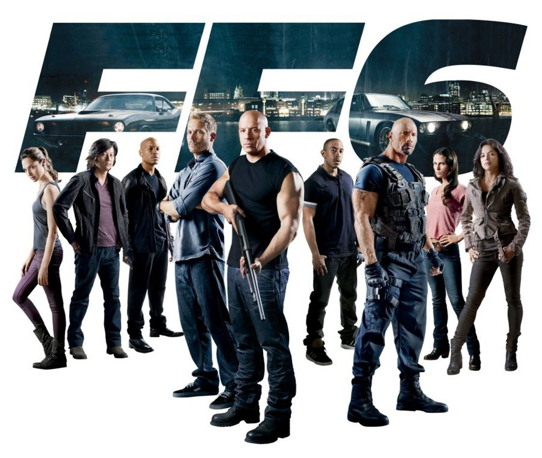 les personnages de fast and furious 6. Black Bedroom Furniture Sets. Home Design Ideas