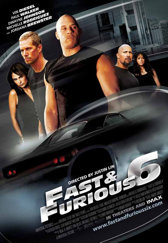 Fast and Furious 6 [TRUEFRENCH]