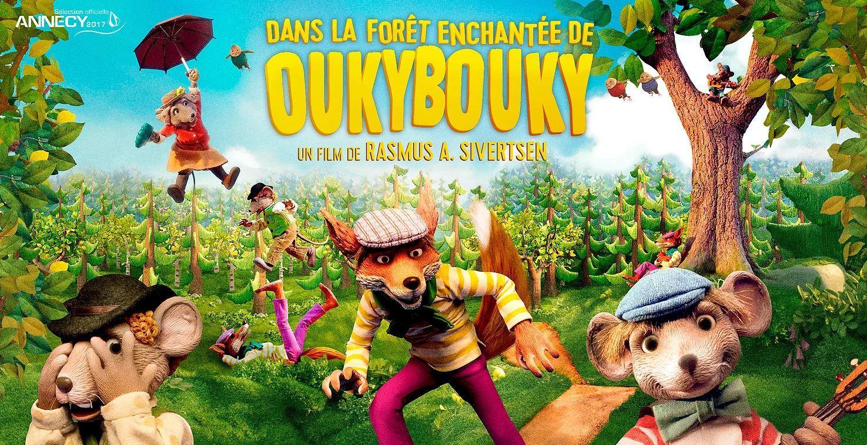 Dans la for t enchant e de oukybouky la critique du film for Dans la foret