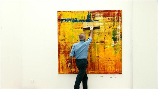 Gerard richter painting coup d 39 oeil - Telemoustique coup d oeil ...