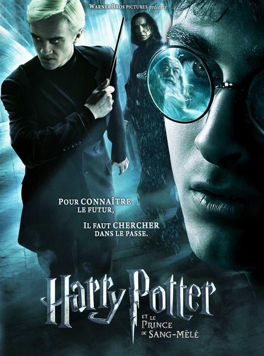 Harry potter et le prince de sang m l l 39 affiche fran aise - Harry potter 8 et les portes du temps ...