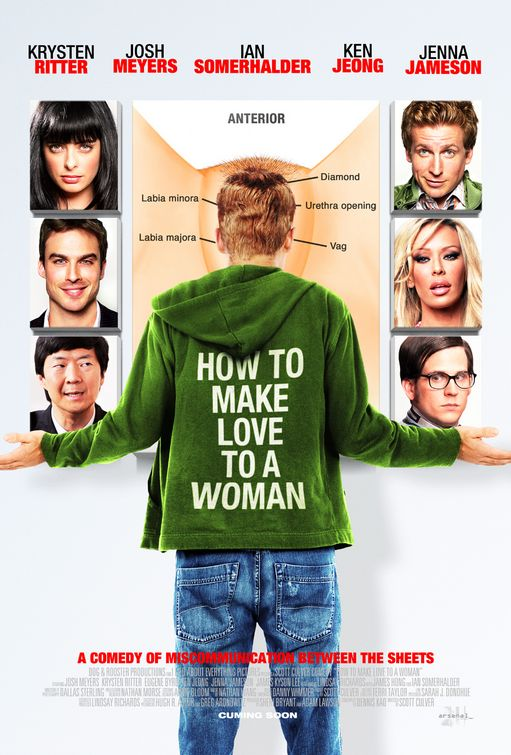 [HF] [DVDRiP] How to Make Love to a Woman [VO]