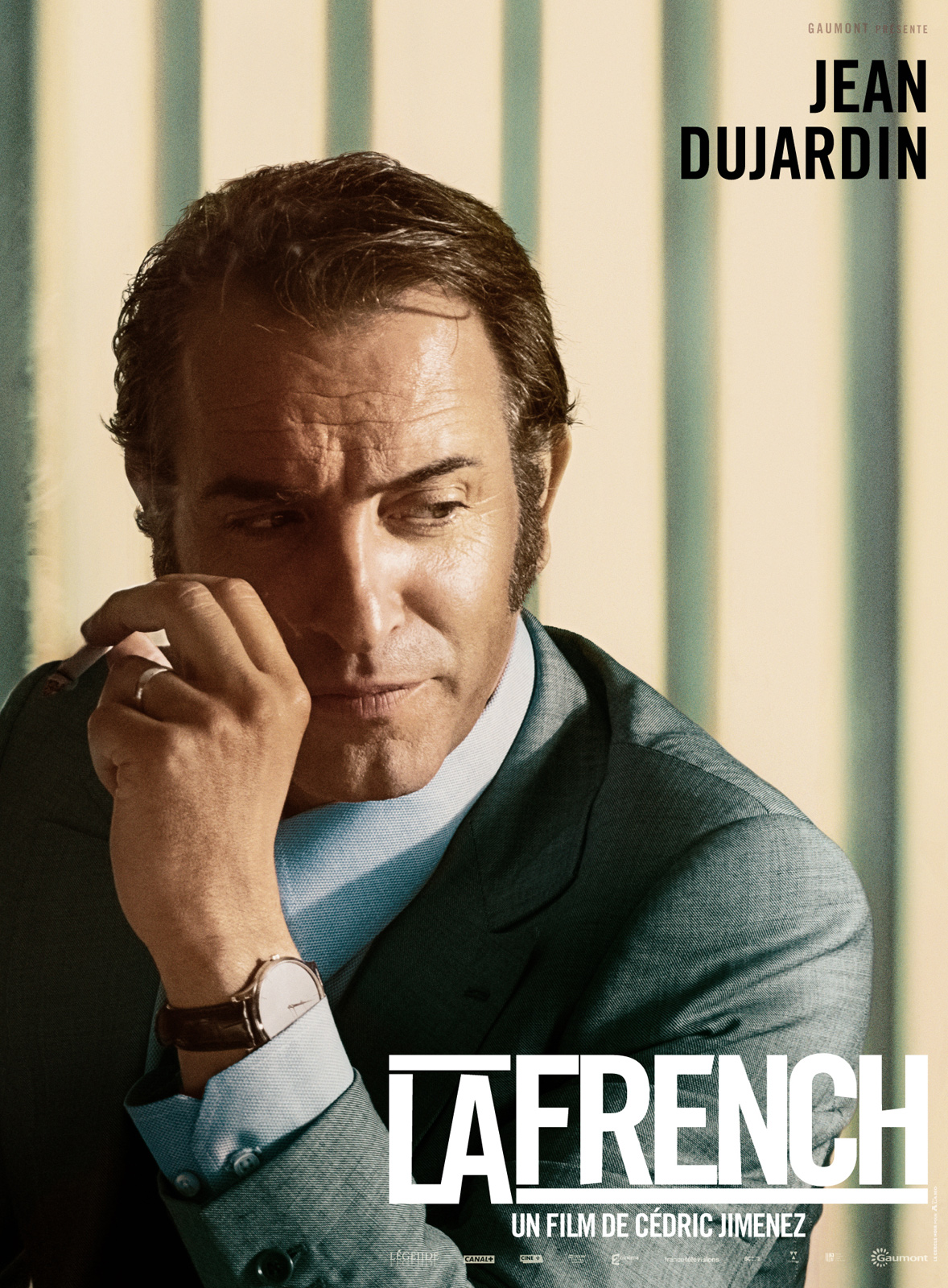 La french la critique du film for Jean dujardin dernier film
