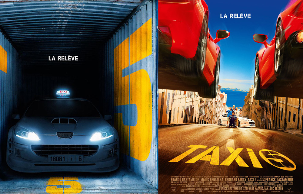 taxi 5 la critique du film. Black Bedroom Furniture Sets. Home Design Ideas