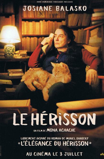 Le dernier film vu Le_herisson