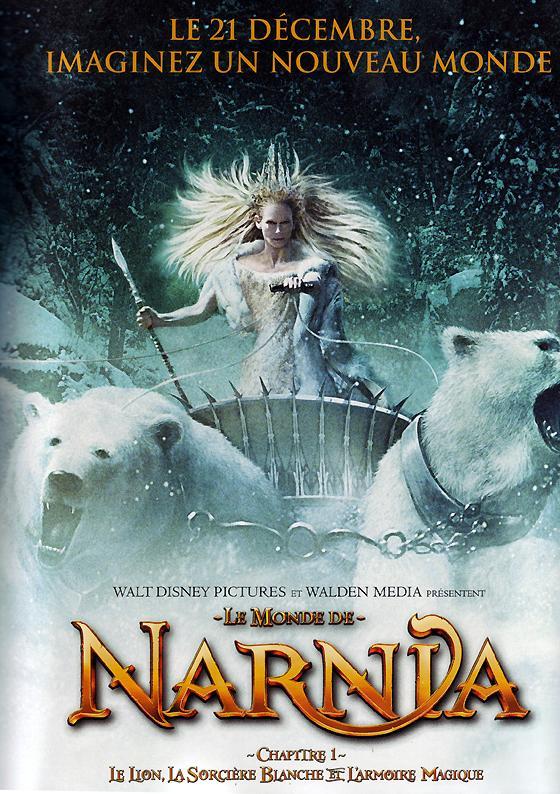 Le monde de narnia - Le lion la sorciere blanche et l armoire magique film ...