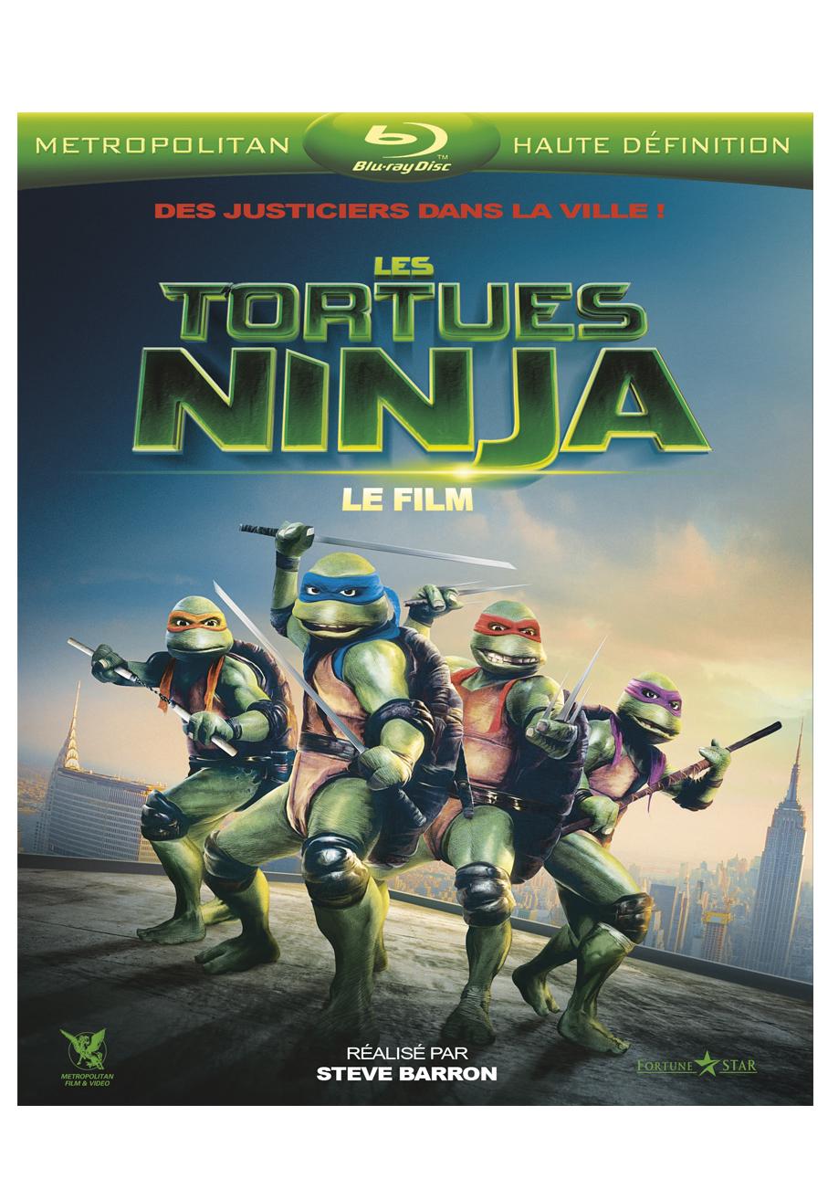 Les tortues ninja 1990 la critique du film - Les nom des tortues ninja ...