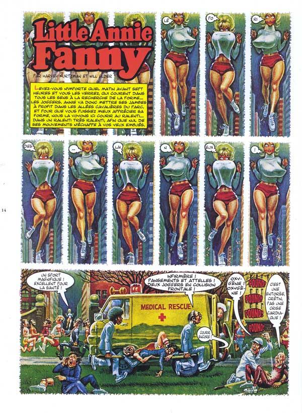 bandes dessinées drôles porno gros Mésange Dick
