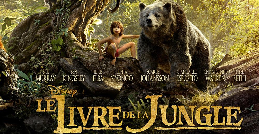 Résultats de recherche d'images pour «le livre de la jungle film 2016»