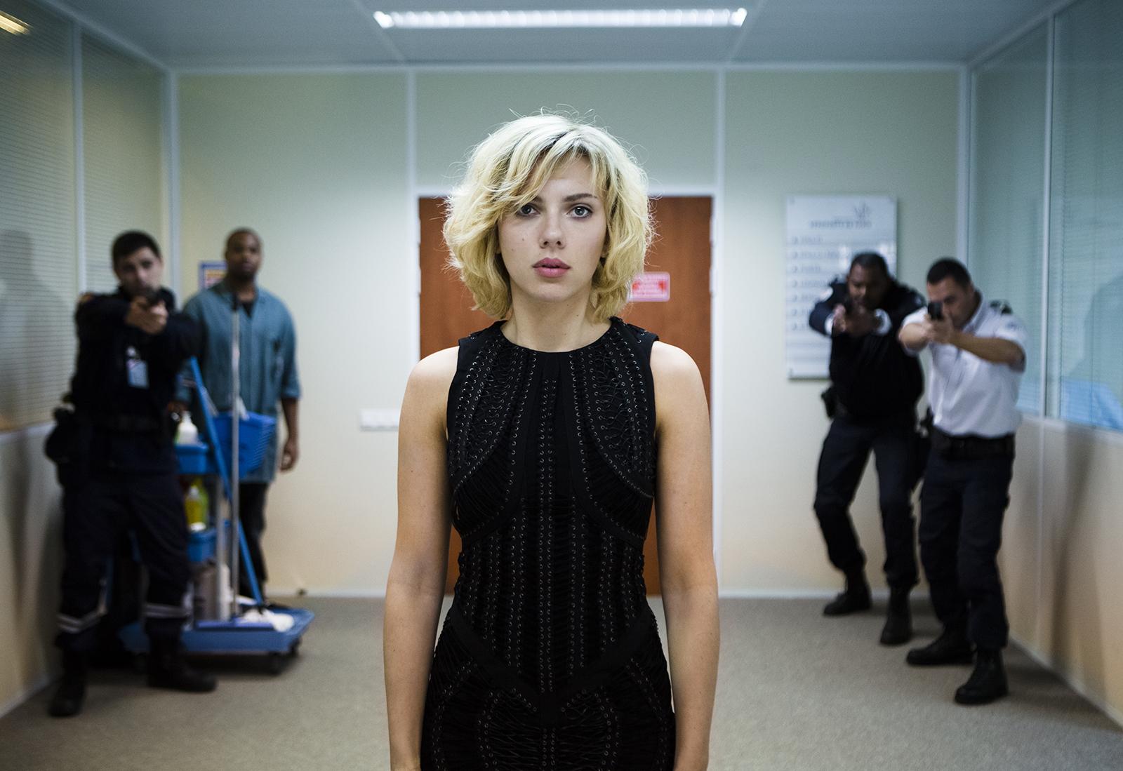 Jeu du Film Lucy_1