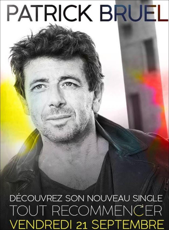 Patrick bruel single 2020